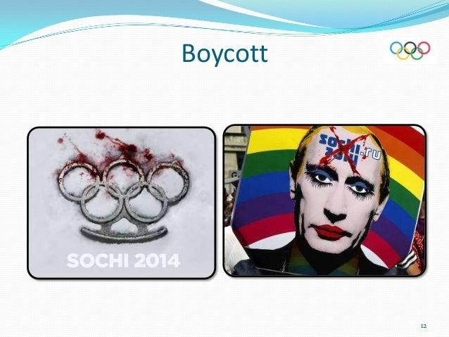 Boycott  12