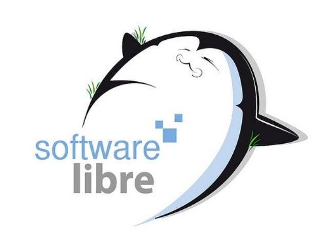 Software Libre: Decreto de computación cuya licencia garantiza al usuario acceso al código fuente del programa y lo autori...