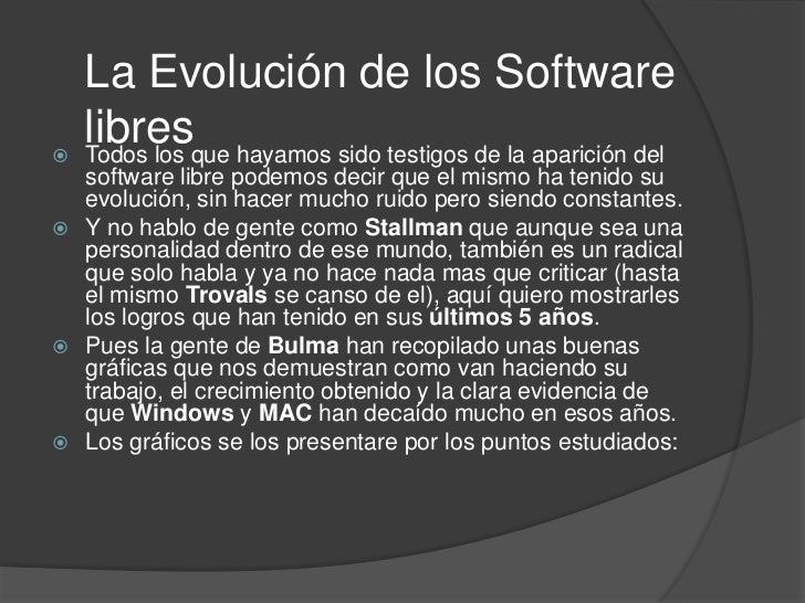 Sotfware Libre Slide 2