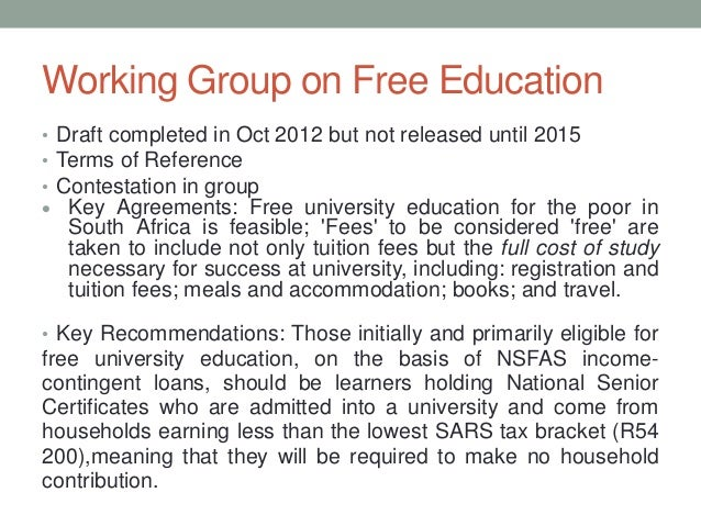 essay about higher education should be funded by the state Proponents of state-financed education argue that absence of government help would put higher education out  com/essay/college-and-university-education-should.