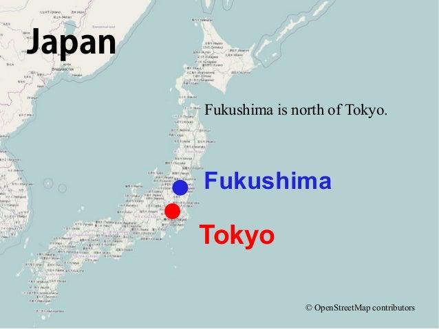 The State of Fukushima, Japan