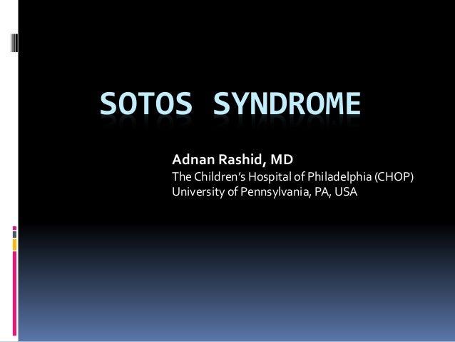 sotos syndrome  genetics  radiology  craniofacial