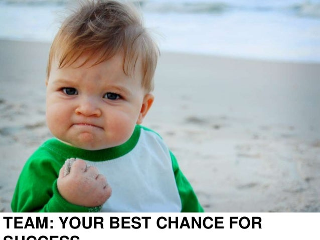 TEAM: YOUR BEST CHANCE FOR