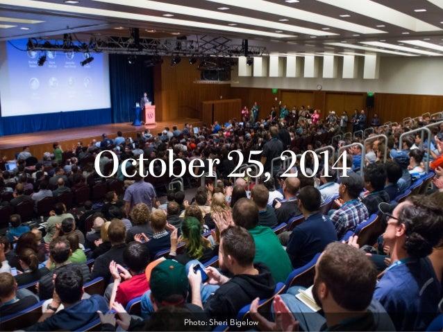 October 25, 2014 Photo: Sheri Bigelow