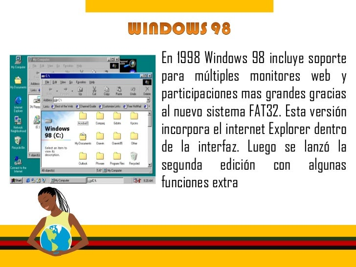 • Fue lanzado en el año 2000  como una actualización de  Windows NT fue el primero  en poner actualizarse  automáticamente...
