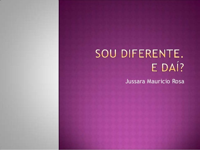 Jussara Mauricio Rosa