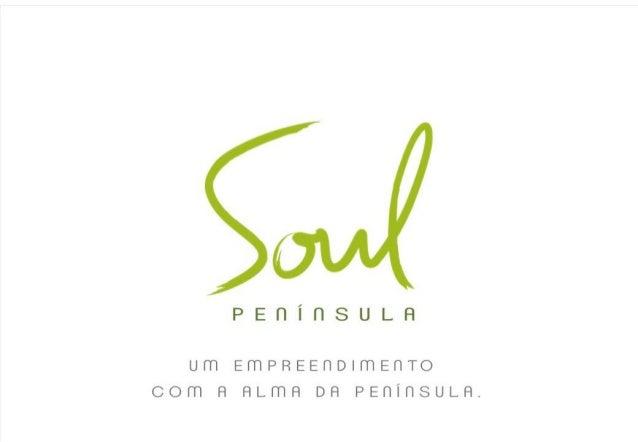 Soul Península - 3 e 4 quartos - Península / Barra da Tijuca
