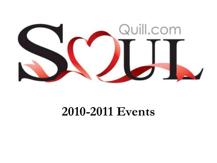 2010-2011 Events