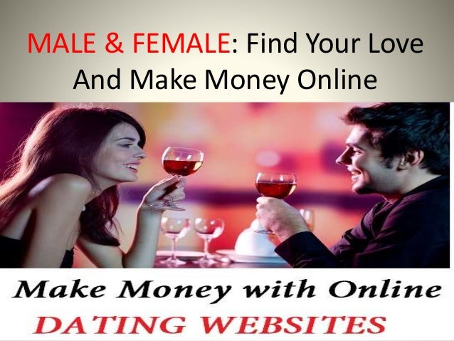 Making money with a dating website
