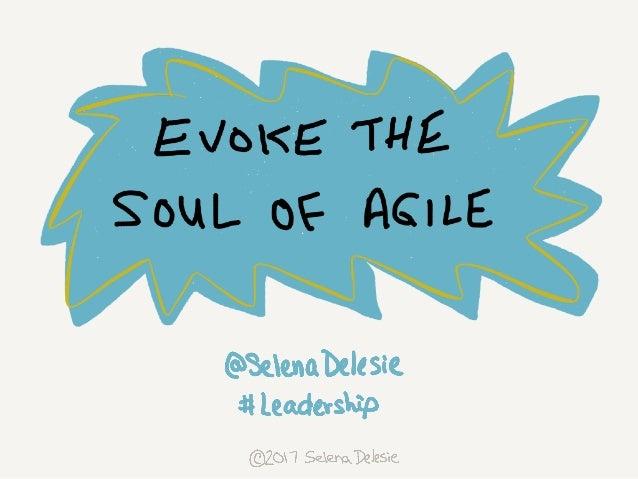 @SelenaDelesie #Leadership (C) 2017 Selena Delesie