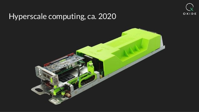 Hyperscale computing, ca. 2020