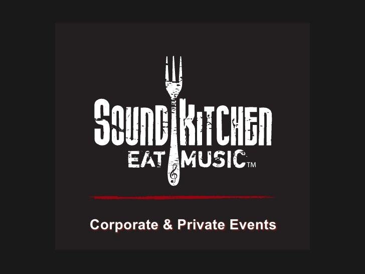 Corporate & Private Events