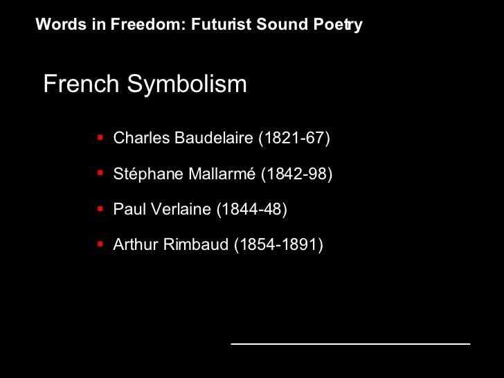 Futurist Sound Poetry Slide 3