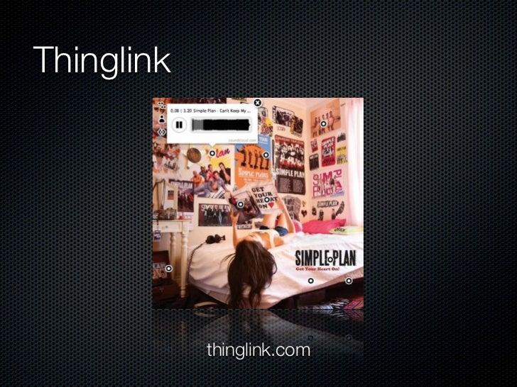Thinglink            thinglink.com