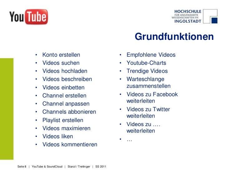Geplante Funktionen<br />Immer mehr Nutzung über TV-Gerät<br />YouTube Rentals: Online-Videothek<br />YouTube Leanback: Ei...