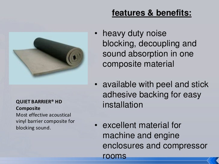 Sound Insulation Experiment