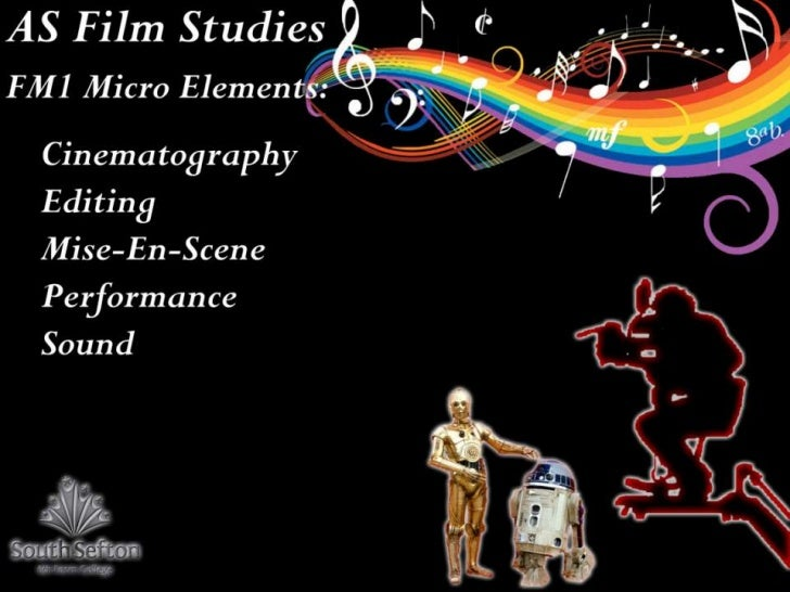 Starter TaskWhen watching films we generally take the sound for granted and            assume it is a natural part of the ...