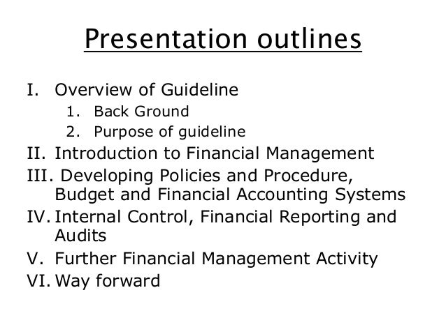 financial reporting practices in ngo sector