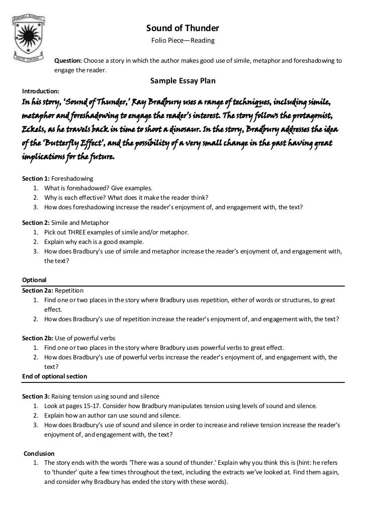 Extended Metaphor Examples from Literature