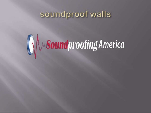 Soundproofing America is a company based on integrity and ethics, with the needs of our customers always at the forefront....