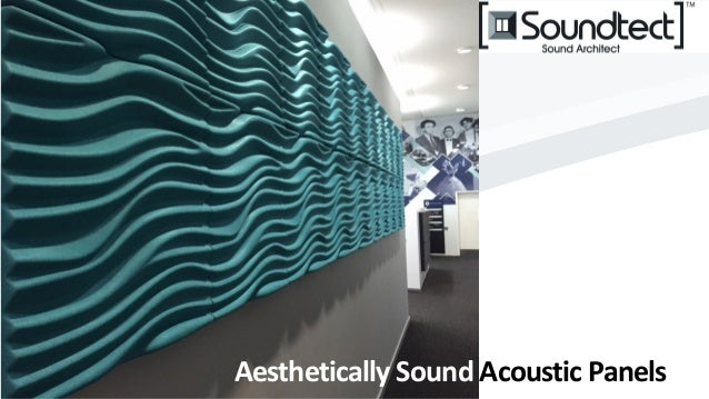 Aesthetically Sound Acoustic  Panels