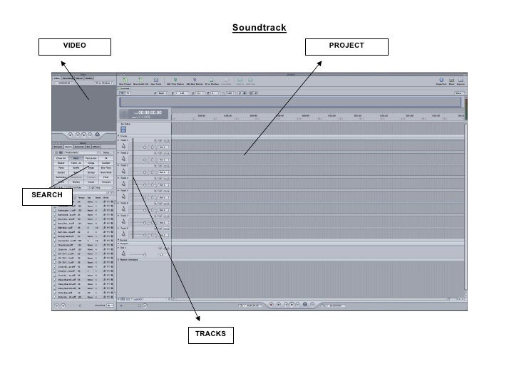 Soundtrack          VIDEO                         PROJECT     SEARCH                      TRACKS