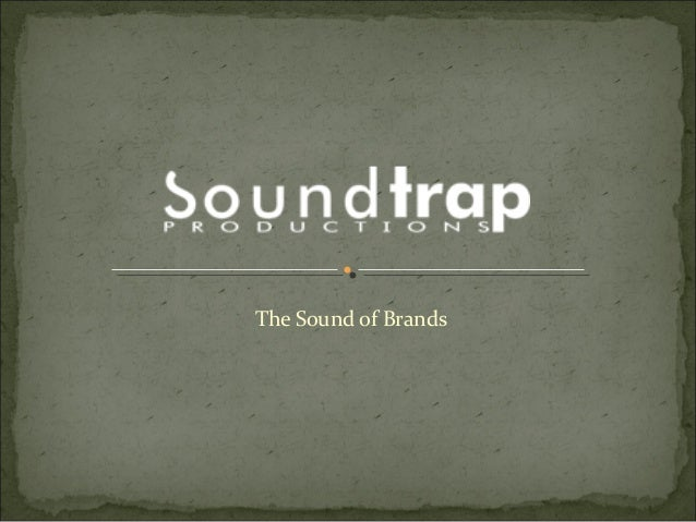 The Sound of Brands