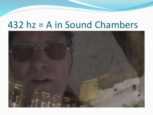 432 hz vibration If you want to find the secrets of the universe, think in terms of energy, frequency and vibration this is why you should change the frequency of your music to 432 hz 104067 shares attuning the instrument to 432 hz results in a more relaxing sound.