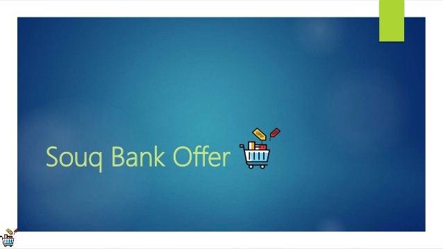 Souq Bank Offer