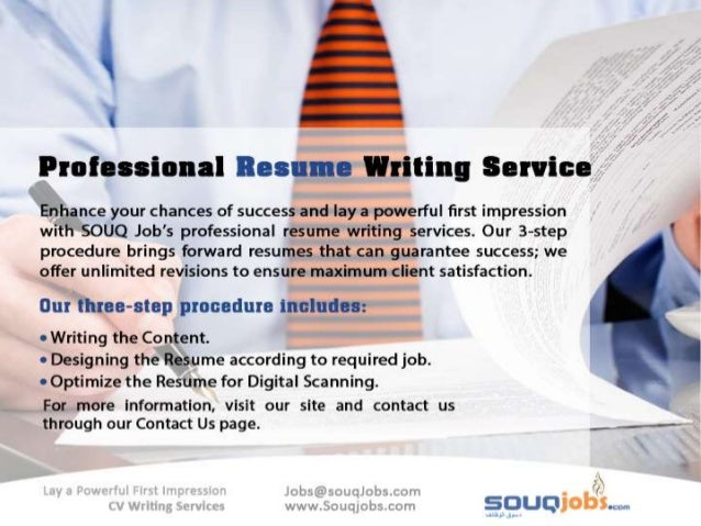 4 - Cv Resume Writing Services