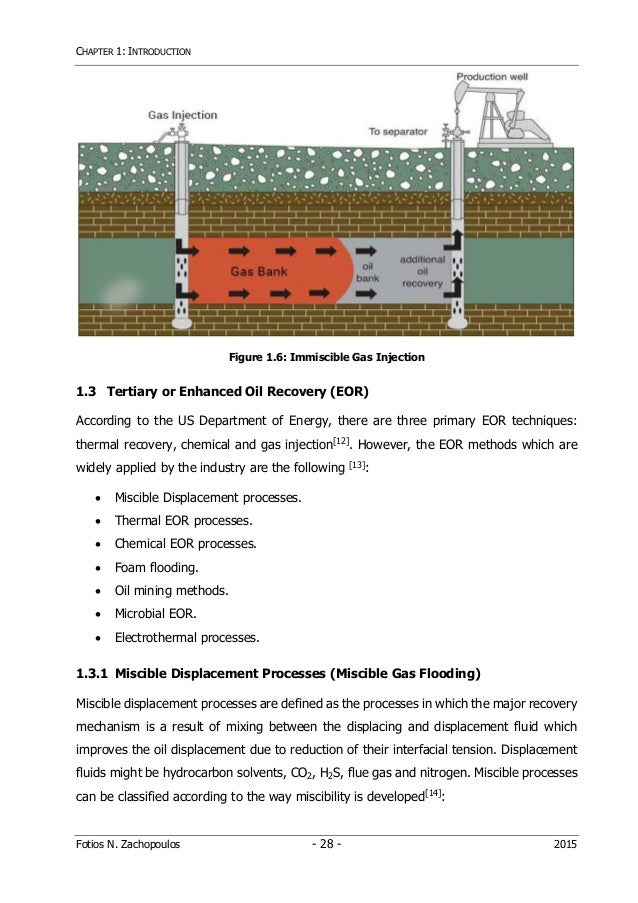 thesis on polymer flooding Enhanced oil recovery for norne field's e-segment using surfactant flooding master thesis by chinenye clara emegwalu (spring 2010) supervisor: professor jon kleppe.