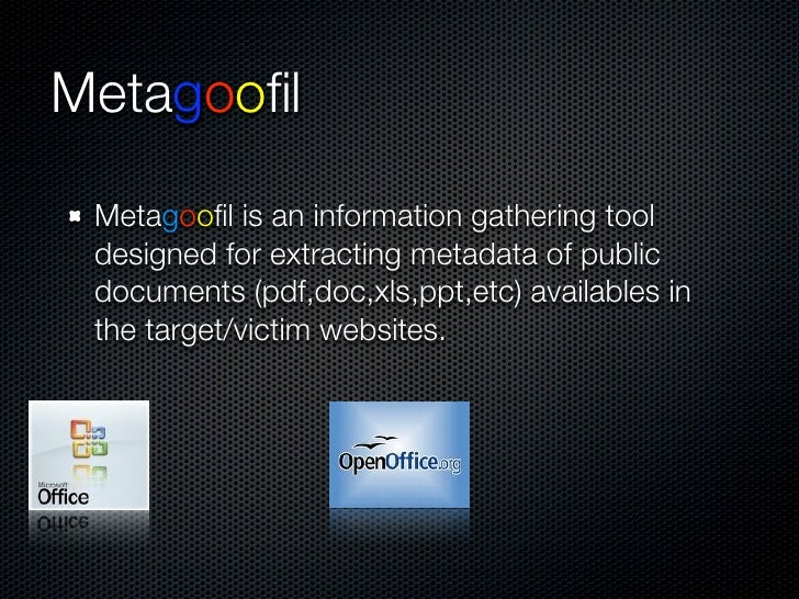 Metagoofil                 Workers  User names                 Server names                names    Computer               ...