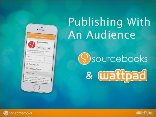 Publishing With  An Audience &