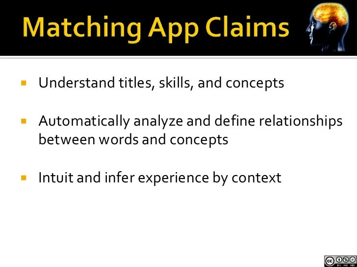 Talent Sourcing And Matching Artificial Intelligence And