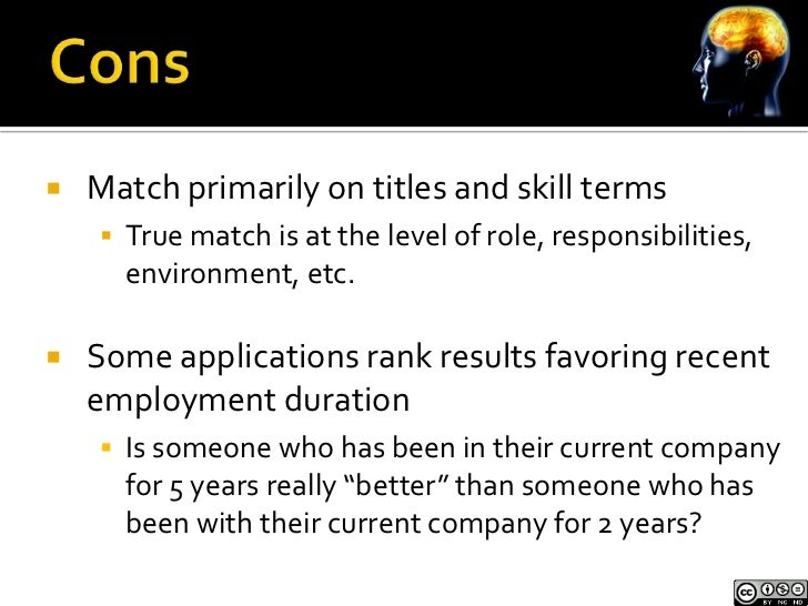 """   Apps don't """"know"""" what you're looking for or    whats the best match for your company   Apps are not and cannot be """"a..."""