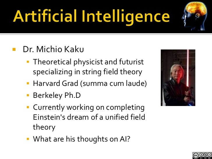 "   Dr. Michio Kaku believes the job market of the    future will be ""dominated by jobs involving    common sense (e.g. le..."