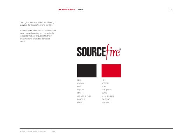 Source Fire Corporate Style Guide