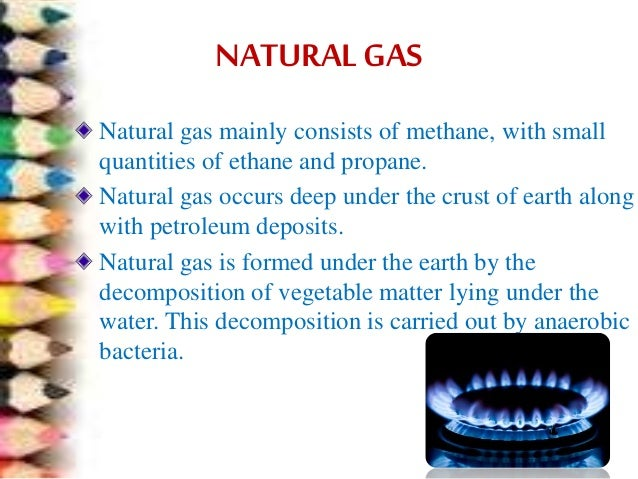 What Is Natural Gas Mainly Used To Generate
