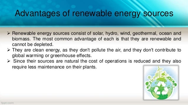 disadvantages of renewable energy sources pdf