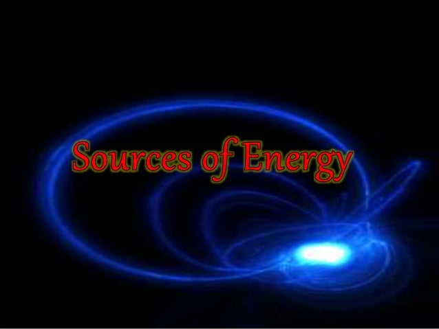 What is energy? Energy can neither be created nor it can be destroyed. It can only be converted from one form to another.