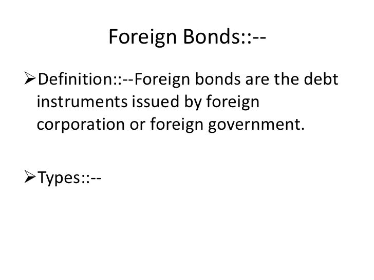 an analysis of definitions of bonds Analysis of corporate bond liquidity bruce mizrach1 1 introduction this research note explores liquidity provisions in the corporate bond market using a variety of.