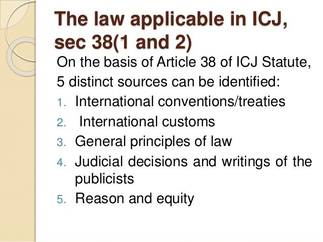 icj article 38