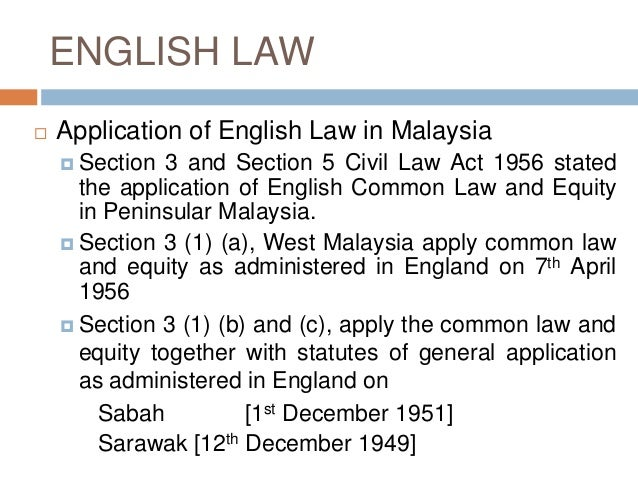 common law essay