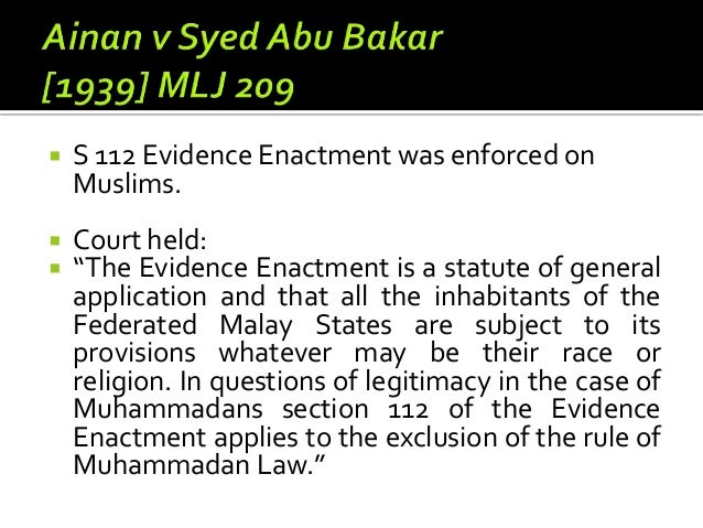 the malaysian context of the islam law In the malaysian context, scope and functions of baitul-mal are limited by the  legal constraint  islam requires the authority of the state to act in the public.