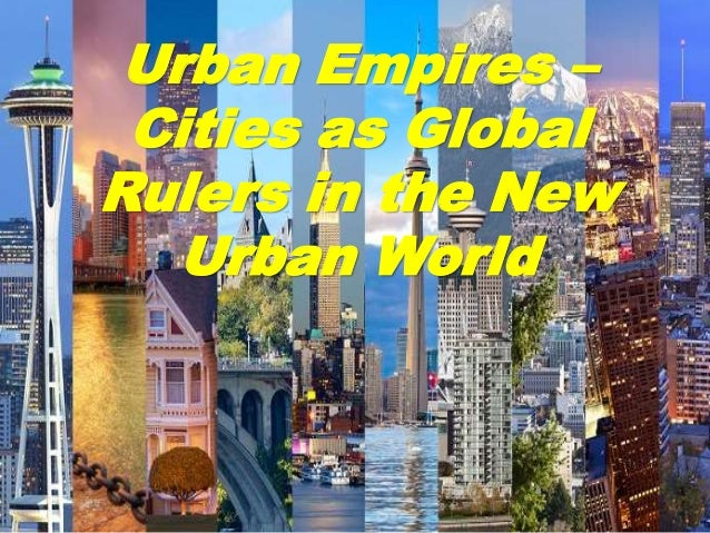 URBAN WORLD GLOBAL CITY PDF