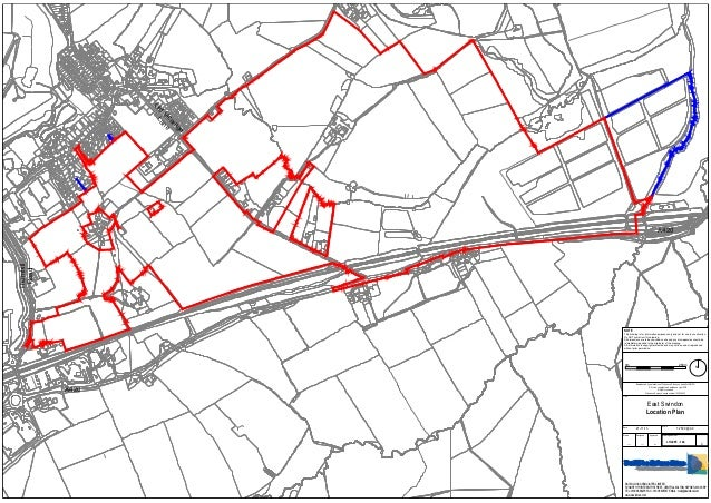 O ld ge ra ca Vi ne La  Thornhill Road  A420  NOTE This drawing is for information purposes only and not for use in constr...