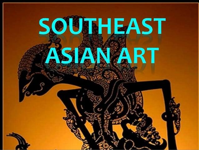 Souteast Asian Arts Grade8 First Quarter