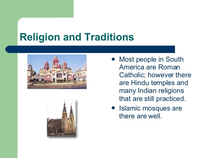 south america s history and culture powerpoint