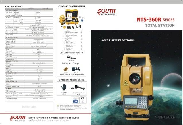 Jual Murah// Total Ststion South NTS 362R  Call - Somantri 087778355373 - 08561804442