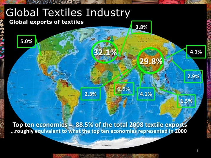 the impact of globalization on textile industries in ethiopia Globalization is primarily about negative effects on the environment, culture, social (klančnik 2003, 53) 3 international tourism and globalization globalization has increased the interdependence between countries, economies and industry, european tourism is.